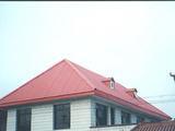 合成树脂瓦屋面
